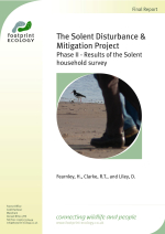Fearnley et al. - 2011 - The Solent Disturbance _ Mitigation Project. Phase