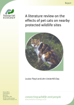 Floyd, L and Underhill-Day, J C - 2013 - A literature review on the effects of pet cats on