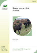 Lake - 2016 - Upland Pony Grazing a review