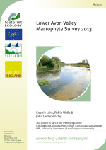 Lake et al. - 2013 - Lower Avon macrophyte survey