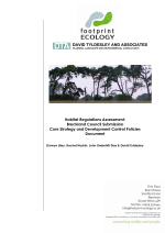 Liley et al. - 2008 - Habitat Regulations Assessment Breckland Council
