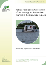 Liley et al. - 2016 - Habitats Regulations Assessment of the strategy fo