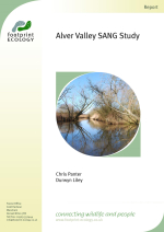 Panter and Liley - 2015 - Alver Valley SANG study